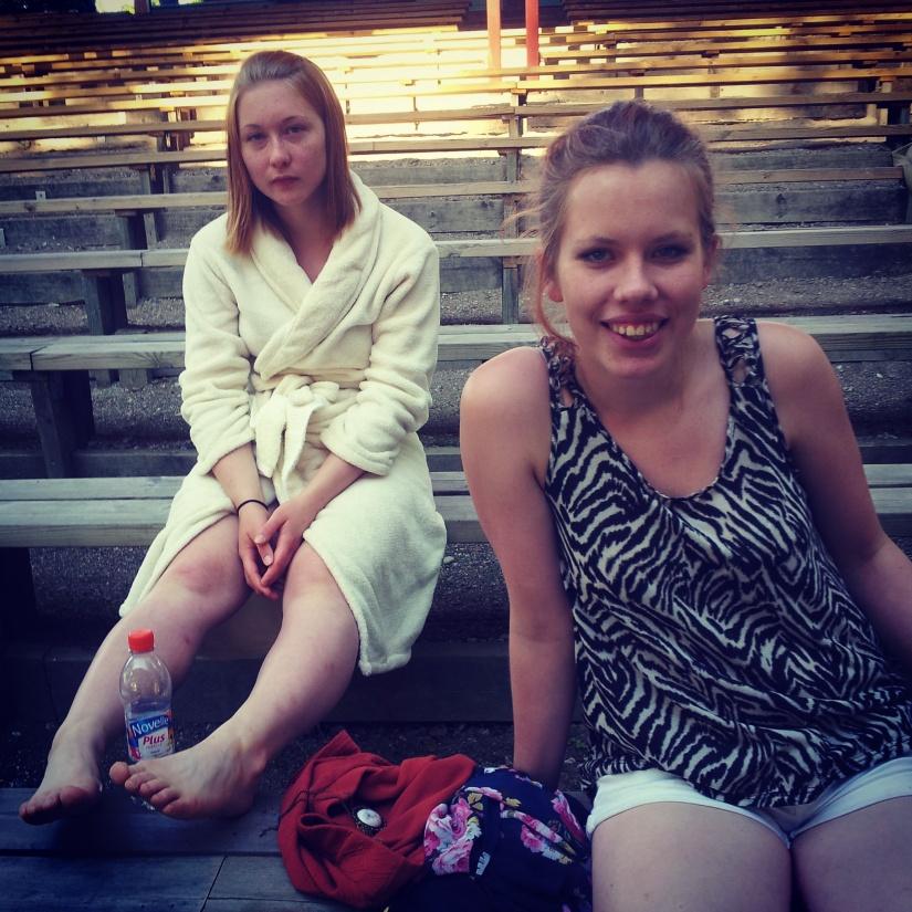 Kaksipa neitoa Nastolasta